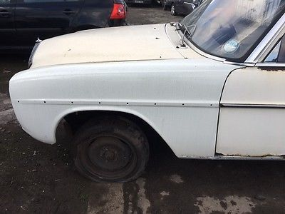 eBay: 1975 MERCEDES 230/4 AUTO WHITE IDEAL PROJECT RUNNING