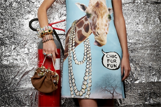 Chic for fun!