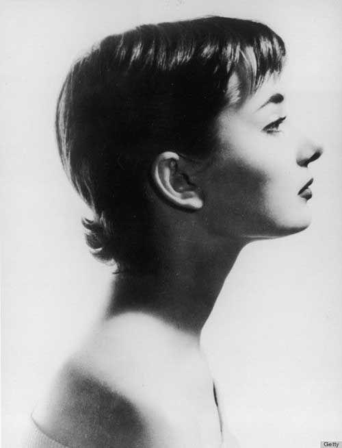 Audrey Hepburn Pixie Side View                              …
