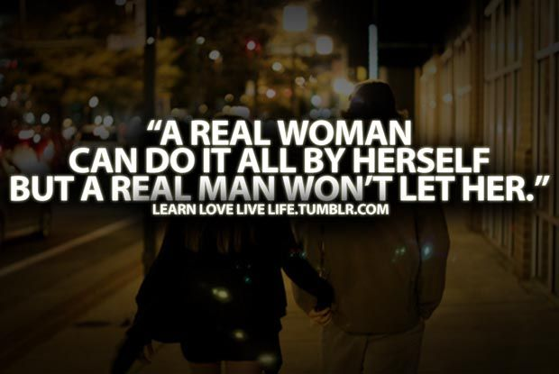 Quotes About Being a Real Man - Snappy Pixels