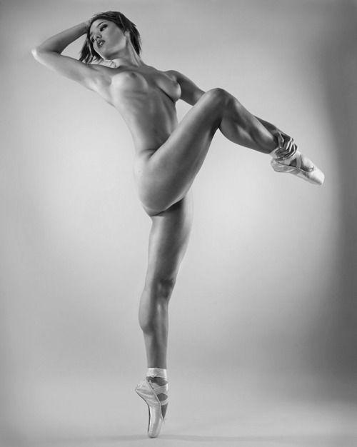 Erotische Fotos flexible Ballerinas - qualitativ