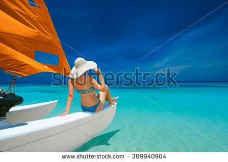 Sailboat Lifestyle Stock Photos, Images, & Pictures | Shutterstock