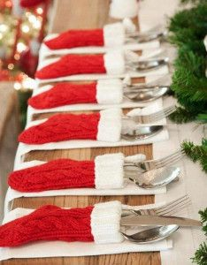 servietten-falten_coole-und-kreative-ideen-für-weihnachtliche-tischdekoration