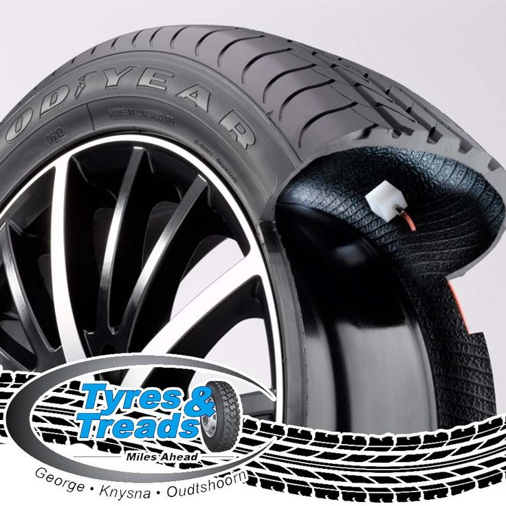 Did you know that Goodyear has a range of Self Inflating tyres? #trivia #tyres #cars