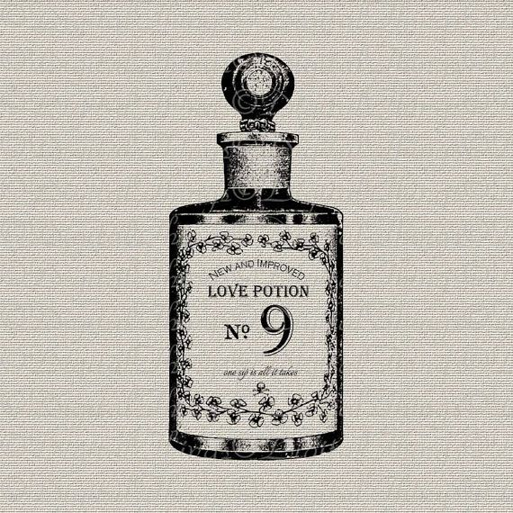love potion number 9 coloring page - Google Search
