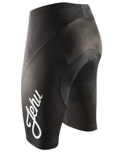 Jehu Bikewear Original Waist Shorts - Cycling Shorts - Padded Lycra Bike Shorts - http://ridingjerseys.com/jehu-bikewear-original-waist-shorts-cycling-shorts-padded-lycra-bike-shorts/