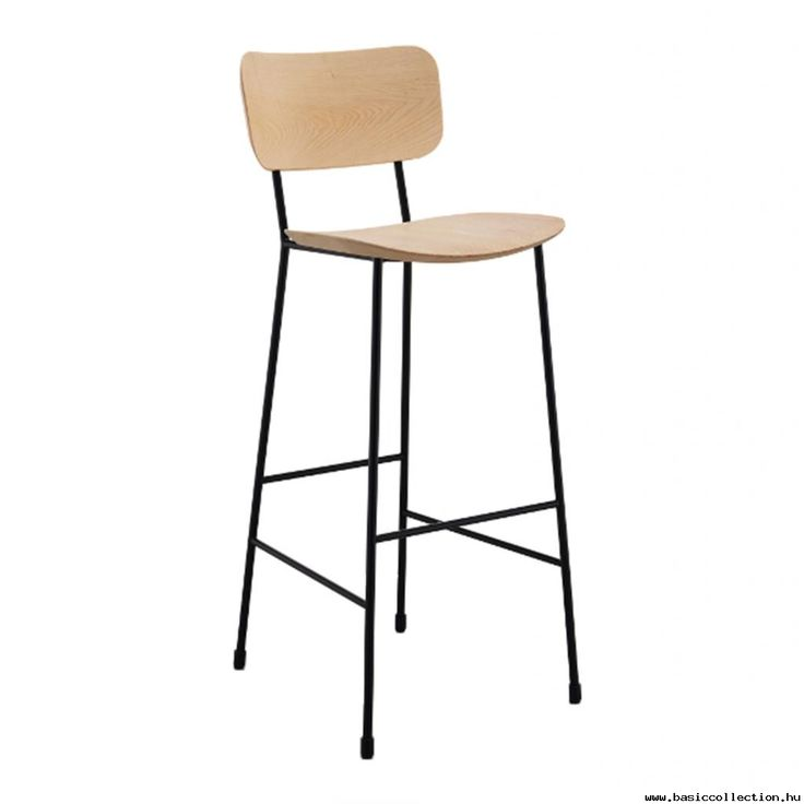 Mabel barstool #basiccollection #barstool #wooden #simple #chair