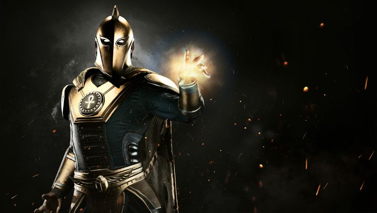 Warner Bros. Games et NetherRealm Studios ont dévoilé un nouveau personnage au roster d'Injustice 2 : le docteur Fate.  Injustice 2 accueil le Doctor Fate Après Black Canary et Swamp Thing, c'est au tour du Doctor Fate de sortir de l'ombre.  Flashback : Le Dr.   #DC Comics #Injustice #Injustice 2 #NetherRealm Studios #Warner Bros Games