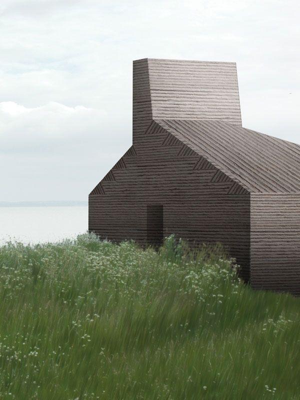 Petersen Tegl Hus, 2011 Atelier og bolig. I samarbejde med Harlang + Stephensen Architects