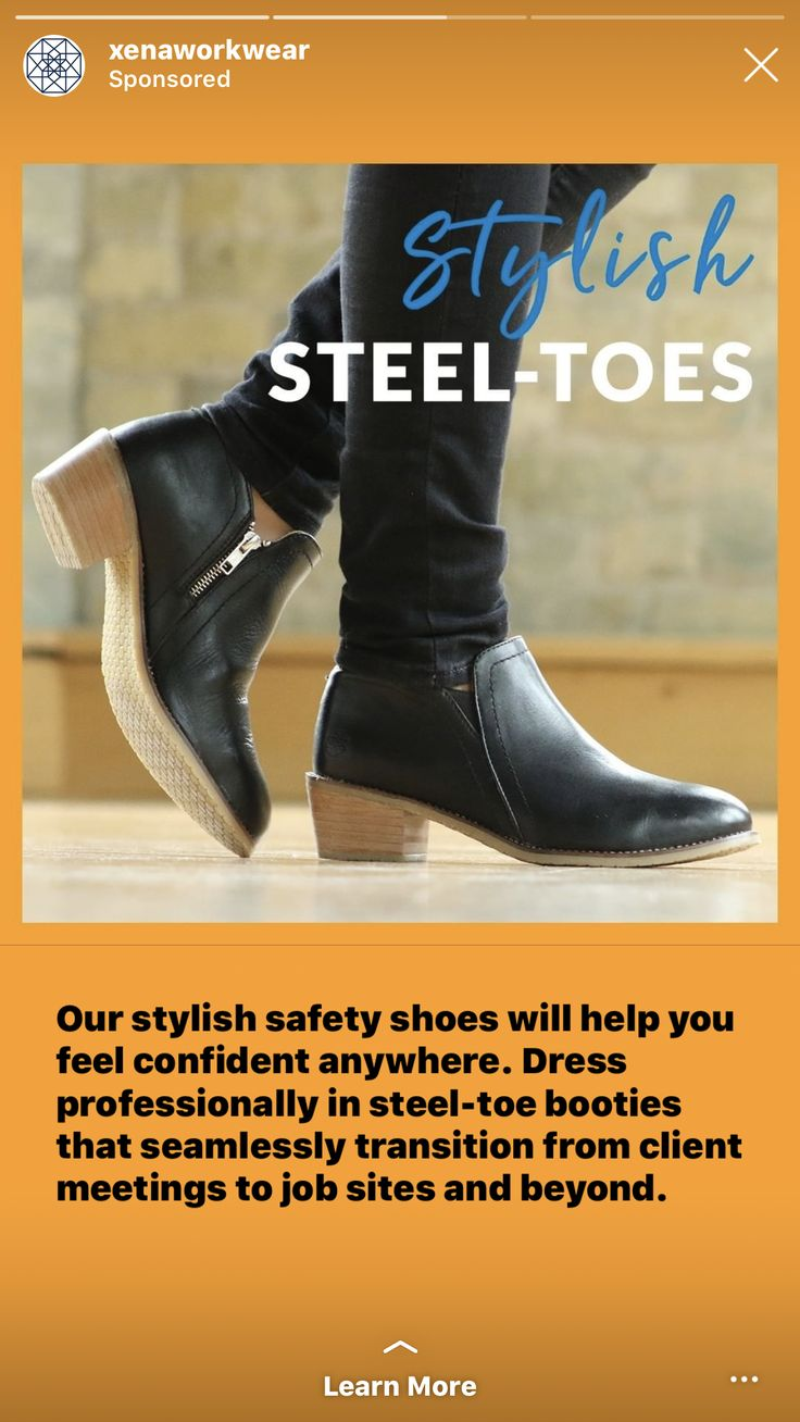 Gravity Safety Shoe in 2020 Safety shoes, Steel toe