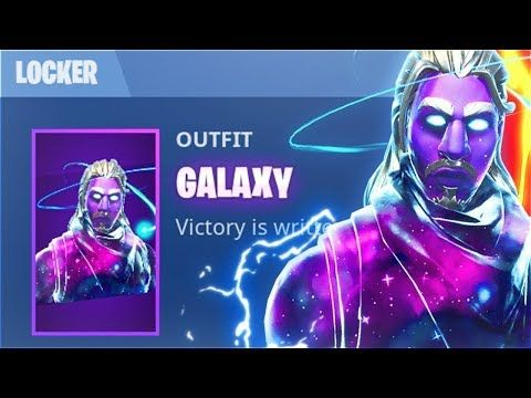 How to *HACK* all FORTNITE Skins - Skull trooper & Galaxy