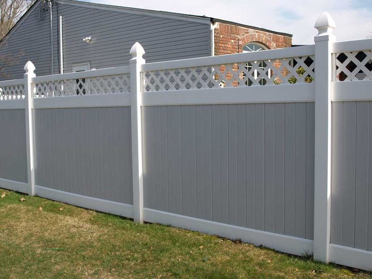 Pvc Fence With Good Tensile Strength, Bending Resistance, Compression  Resistance And Impact Resistance