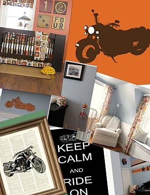 Ideas for the baby room.