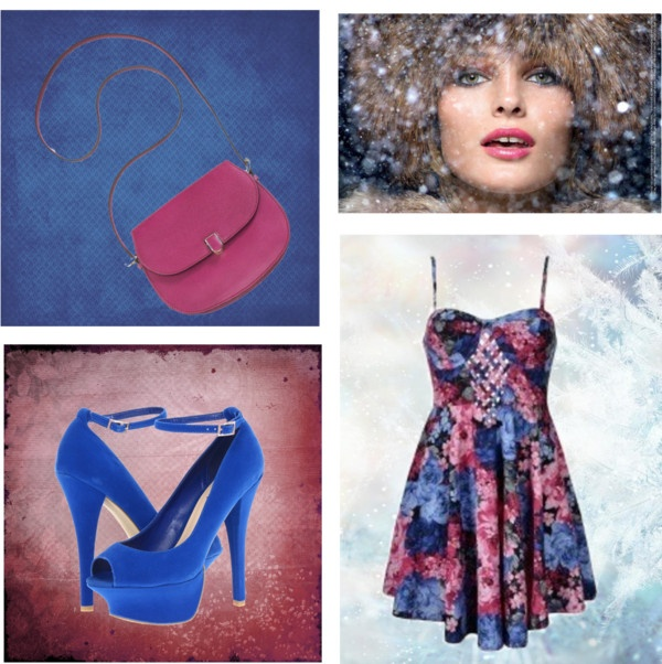 """Snow princess love spring"" by bonnieai on Polyvore"