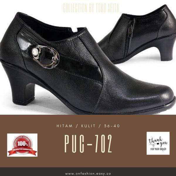 Sepatu Formal Wanita Branded Puc702 Promo Di Tas Import Sepatu