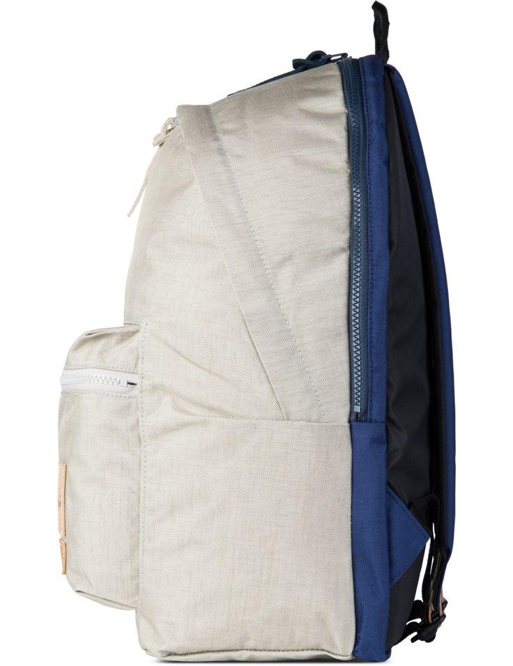 Hombre Nino Ivory Hombre Nino × Buddy Bull Grossa Backpack