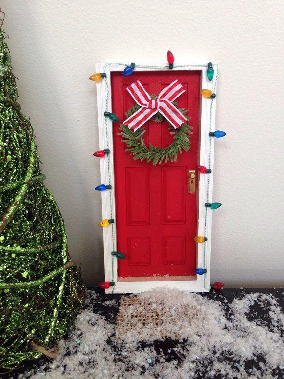 270 best elf on the shelf 2016 images on pinterest for Works elf door