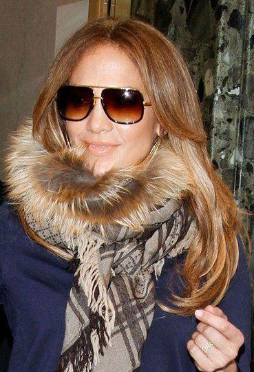 751ada77dae4 Jennifer Lopez Dita Mach One Black   Brown Sunglasses