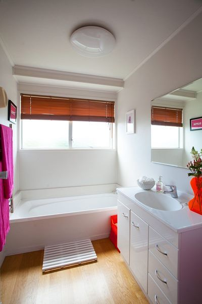 #colourfulbathroom #styling by #places&graces