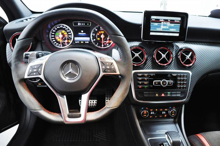 #Mercedes #Benz A45 #AMG