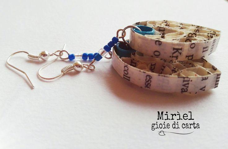 realizzati da https://www.facebook.com/mirielgioiedicarta/ #madeinfacebook #lemaddine #handmade #handcrafted #craft #picoftheday #cool #cute #recycle #handmadewithlove