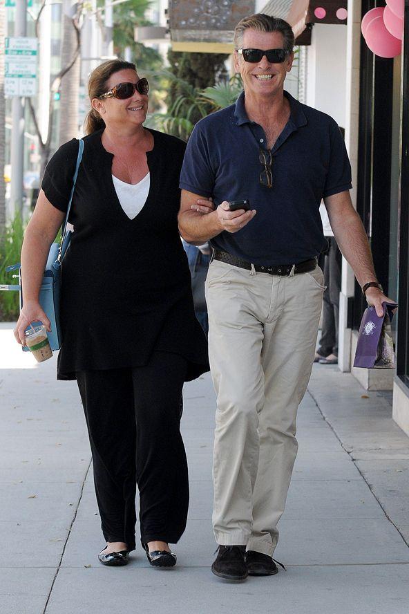 pierce brosnan and wife 2014 - Google zoeken