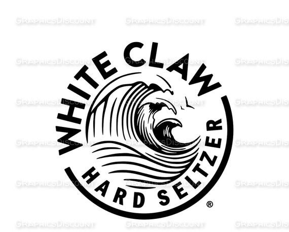 Unofficial Custom White Claw Logo Design. White Claw ...