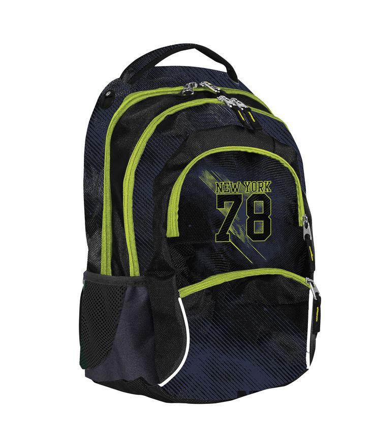 School bag New York/ Školní batoh New York