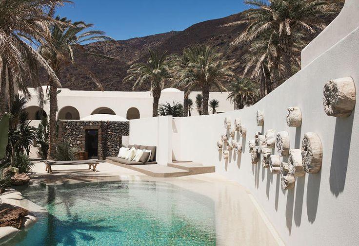The Sikelia Luxury Resort in Pantelleria island, Italy / Il Sikelia Luxury Resort a Pantelleria