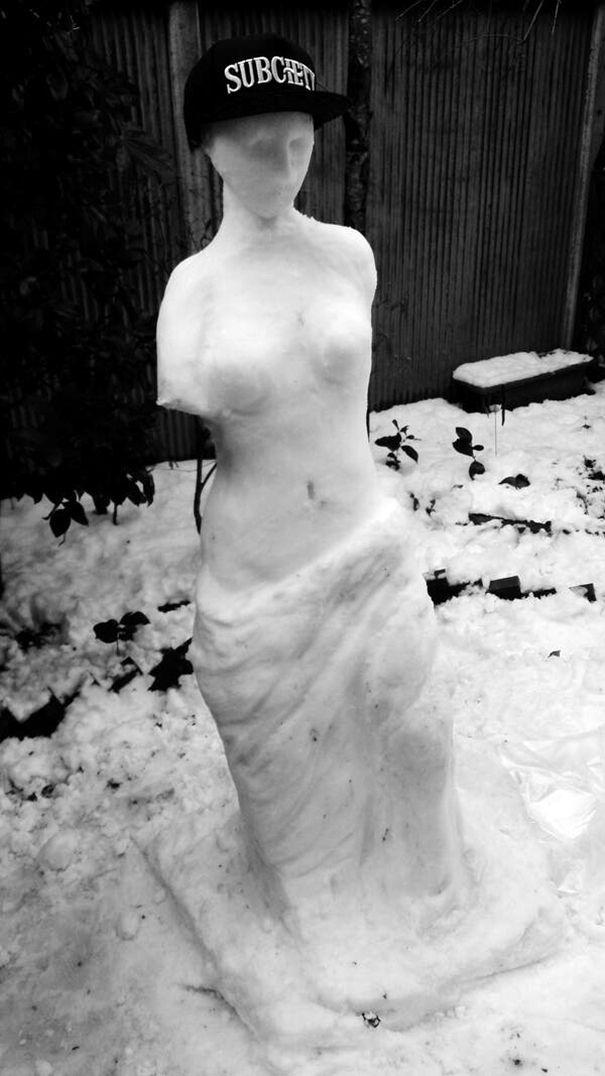esculturas de nieve9