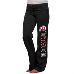 Utah Utes womens sweatpants... too bad they're U of U and not USU because they are super cute...