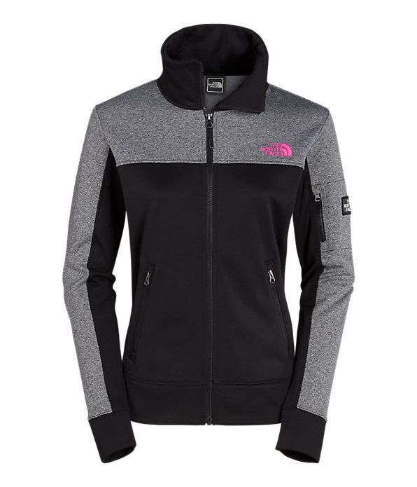 The North Face Women's Shirts & Tops Tops WOMEN'S MAYZIE FULL ZIP