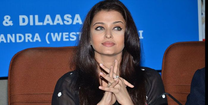 Aishwarya Rai Bachchan at UNAids event