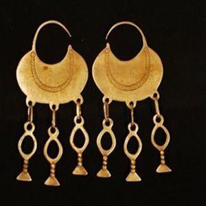 earrings-'Joyeria Mapuche