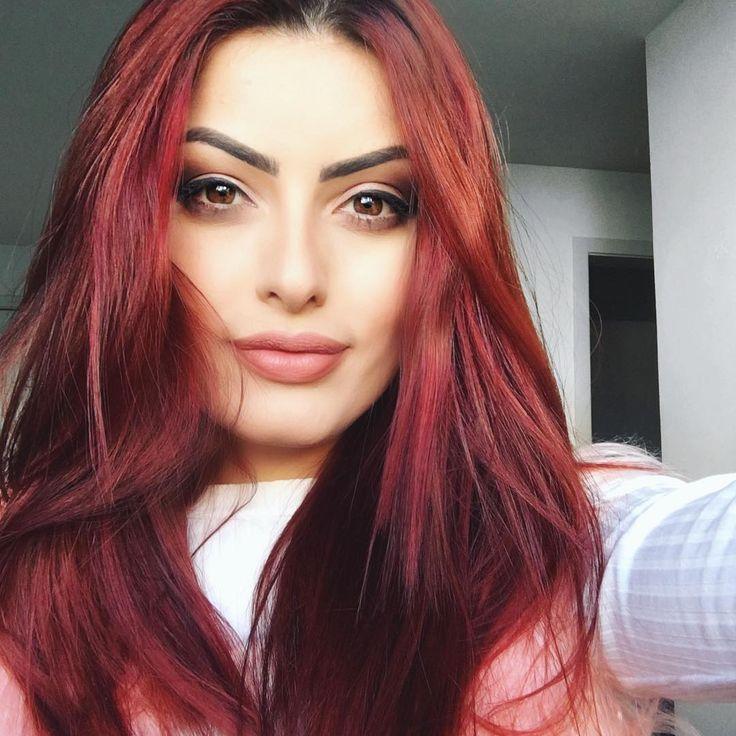 """29.5 mil curtidas, 694 comentários - Kim RosaCuca (@kimrosacuca) no Instagram: """"Chocadaaa com o tamanho do meu cabelo... Senhor!!! ❤️#batomkimrosacuca"""""""