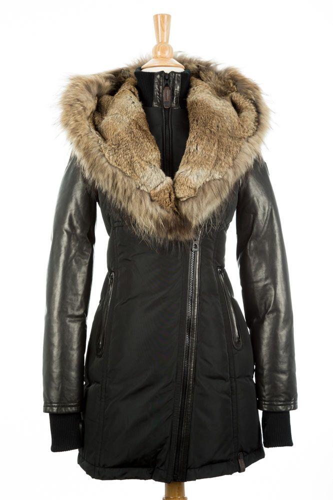 Manteau rudsak femme small