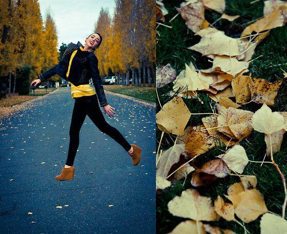 Spring Forward ... Fall Back (by Paulina Perrucci) http://lookbook.nu/look/2789477-Spring-Forward-Fall-Back