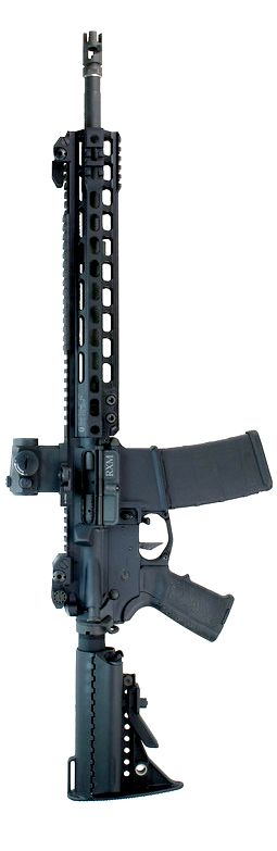 RXM's AR15 setup with Geissele MK4 rail system.Loading that magazine is a pain! Get your Magazine speedloader today! http://www.amazon.com/shops/raeind