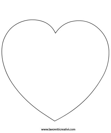 sagoma-cuore