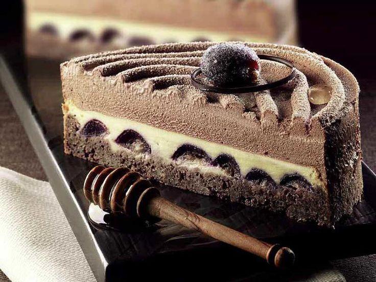 Ricetta Torta clafoutis all'uva nera e miele