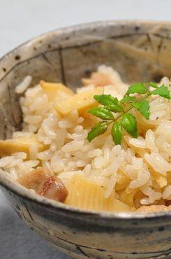お米にお砂糖を入れて炊くと冷めても美味しおこわ風炊き込みができます - 166件のもぐもぐ - おこわ風〜♪たけのこご飯 by月草さん by レシピブログ