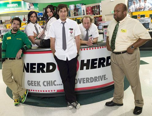 Chuck and the Nerd Herd, Chuck