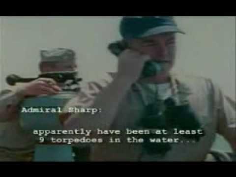 Robert McNamara admits Gulf of Tonkin attack did not happen - Fog of War