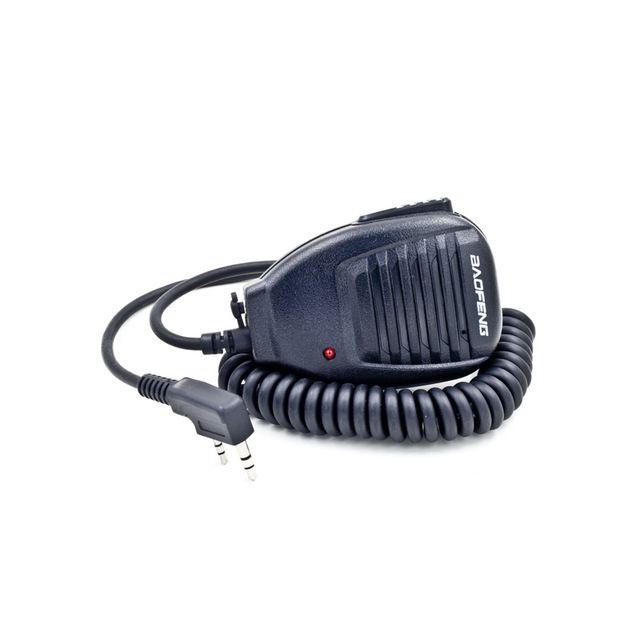 Walkie talkie baofeng handheld microphone speaker mic for portable two way radio pofung uv-5re plus | worth buying on AliExpress
