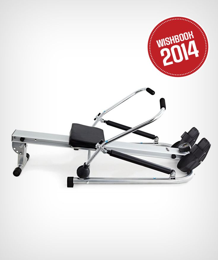 Row away to a healthier lifestyle with the Sirius Fitness Rower