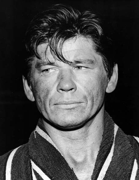 Charles Bronson - liked him better without the mustache...