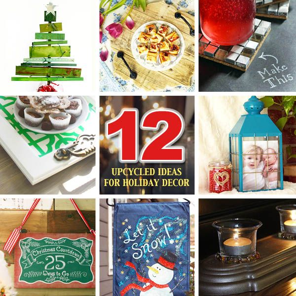 1649 Best Holiday Decor Images On Pinterest