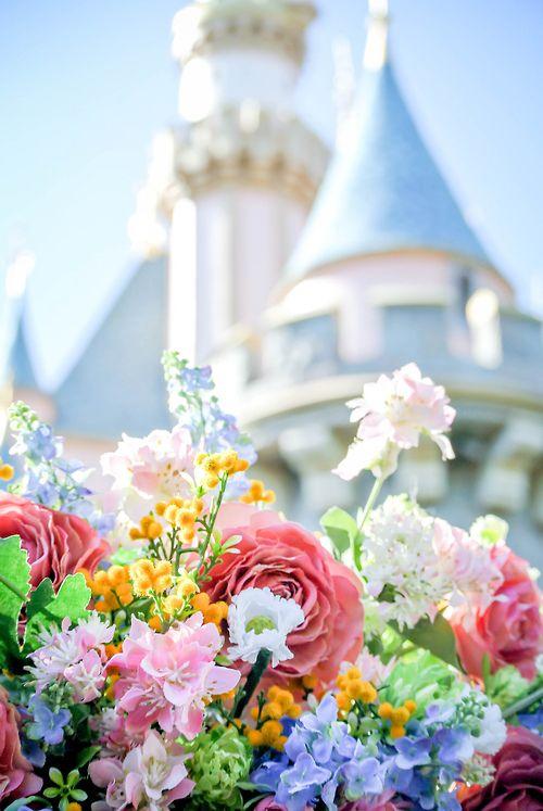 Flowers at Disneyland!  #disney disney inspired bedrooms #playtime children playtime #kids kids room Come have fun with us at www.circu.net