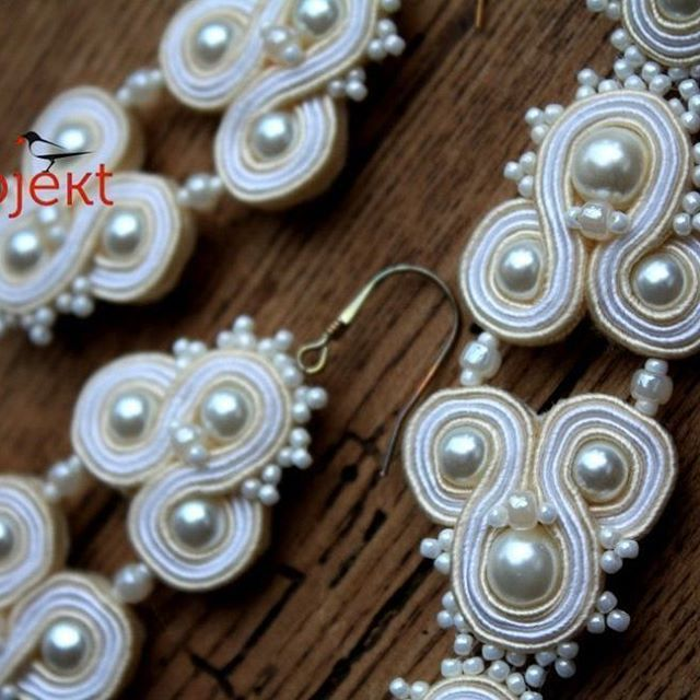 #jewelry #fashion #bracelet #soutache #bijoux #instagram #handmadejewelry…