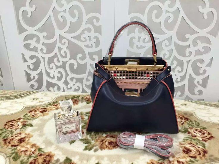 8426c90e05 italy fendi 2jours medium poppy red palladium tote bag 5de24 02063   wholesale fendi handbags discount prices d3038 e381b